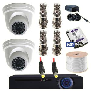 Paket CCTV Solo Komplit