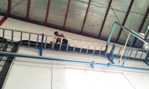 pemasangan cctv di pabrik nguter sukoharjo