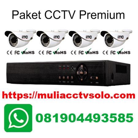 paket cctv premium kualitas terbaik solo raya