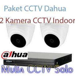 toko jual paket 2 kamera cctv dahua terbaru surakarta kota