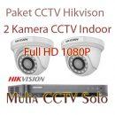 paket cctv hikvision solo raya 2 kamera