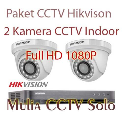 jual paket cctv hikvision solo raya murah
