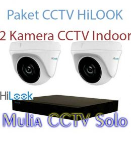 paket 2 kamera cctv hilook murah sragen