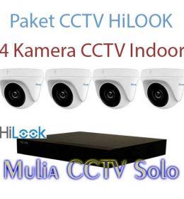 paket 4 kamera cctv hilook harga murah untuk boyolali