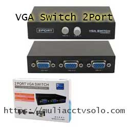 toko jual acessories cctv vga switch 2port solo raya